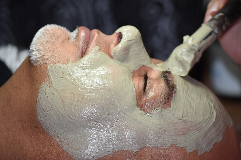 Green clay, the secret to flawless skin